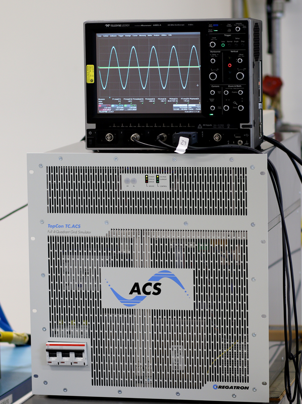 TC.ACS Regenerative 4-Quadrant AC Power Sources: Overview for Italian-speaking Users
