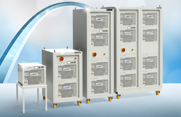 Modular - Programmable - Efficient: REGATRON DC and AC Power Sources